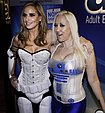 Alana Evans & Jodi West as Star Wars Characters at AVN Adult Entertainment Expo 2016 (25571807121).jpg