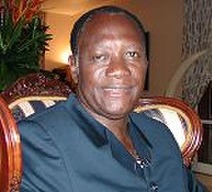 Ivorian presidential election, 2010 - Image: Alassane Ouattara