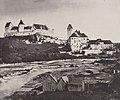 Albert, Joseph - Füssen, Hohes Schloss und Klosterkirche St. Mang (Zeno Fotografie).jpg