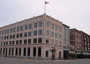 Albert Lea, Minnesota - The historic downtown