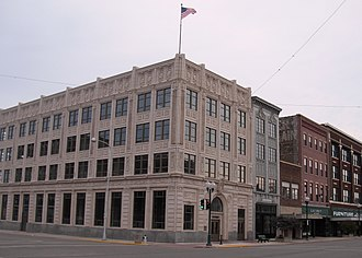 Albert Lea, Minnesota - The historic downtown