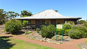 Wickepin, Western Australia - The Albert Facey Homestead, 2014
