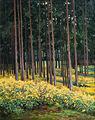 Albert König Blütenmeer im Wald.jpg