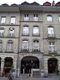 Einsteinhaus - Wikipedia