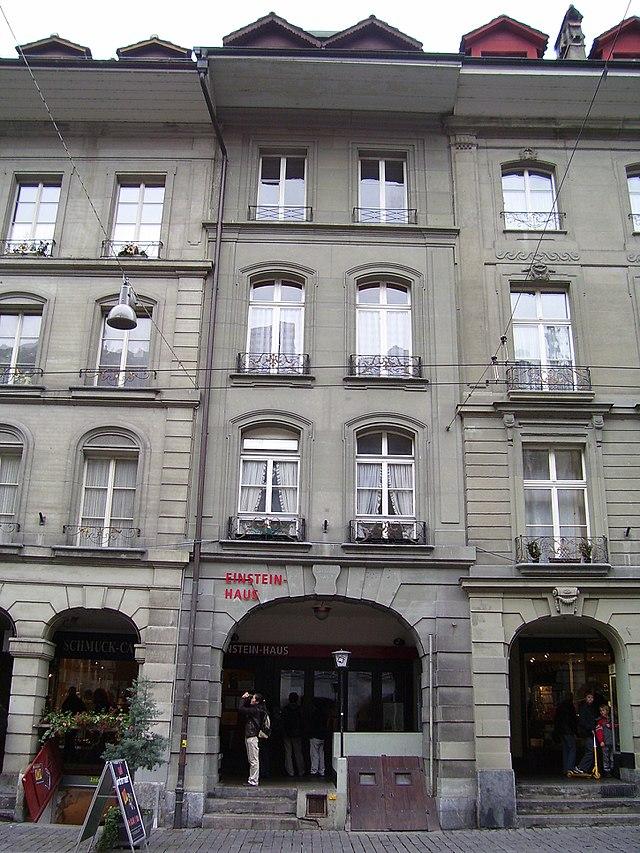 Einsteinhaus Sehenswürdigkeit in Bern, Schweiz Reiseführer ...