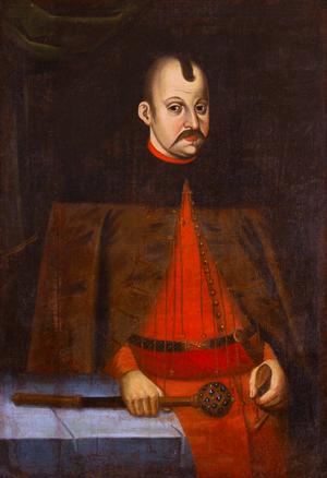 Chupryna - Image: Albrycht Władysław Radziwiłł