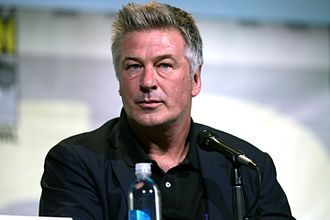 The Boss Baby - Alec Baldwin at the 2016 San Diego Comic-Con