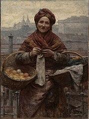 Jewish woman with lemons