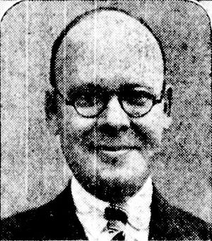 Alexander George Gurney - Alex Gurney in 1939