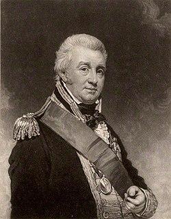 Alexander Cochrane Scottish Royal Navy commander