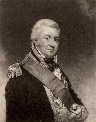 Alexander Cochrane - Sir Alexander Cochrane