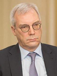 Russian diplomat
