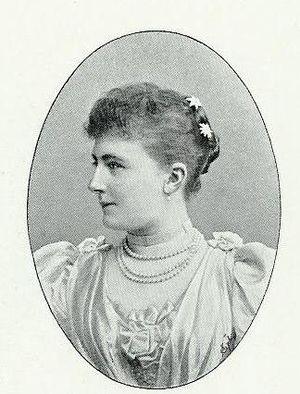 Princess Alexandra of Anhalt