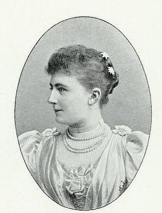 Sizzo, Prince of Schwarzburg - Princess Alexandra of Schwarzburg