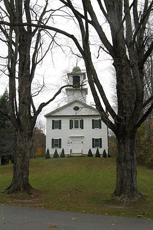 Alford, Massachusetts - Image: Alford Village Church, MA