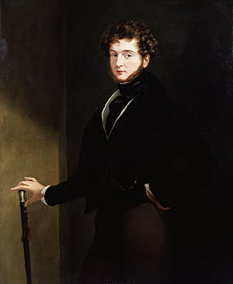 Alfred, Count D'Orsay by Sir George Hayter.jpg