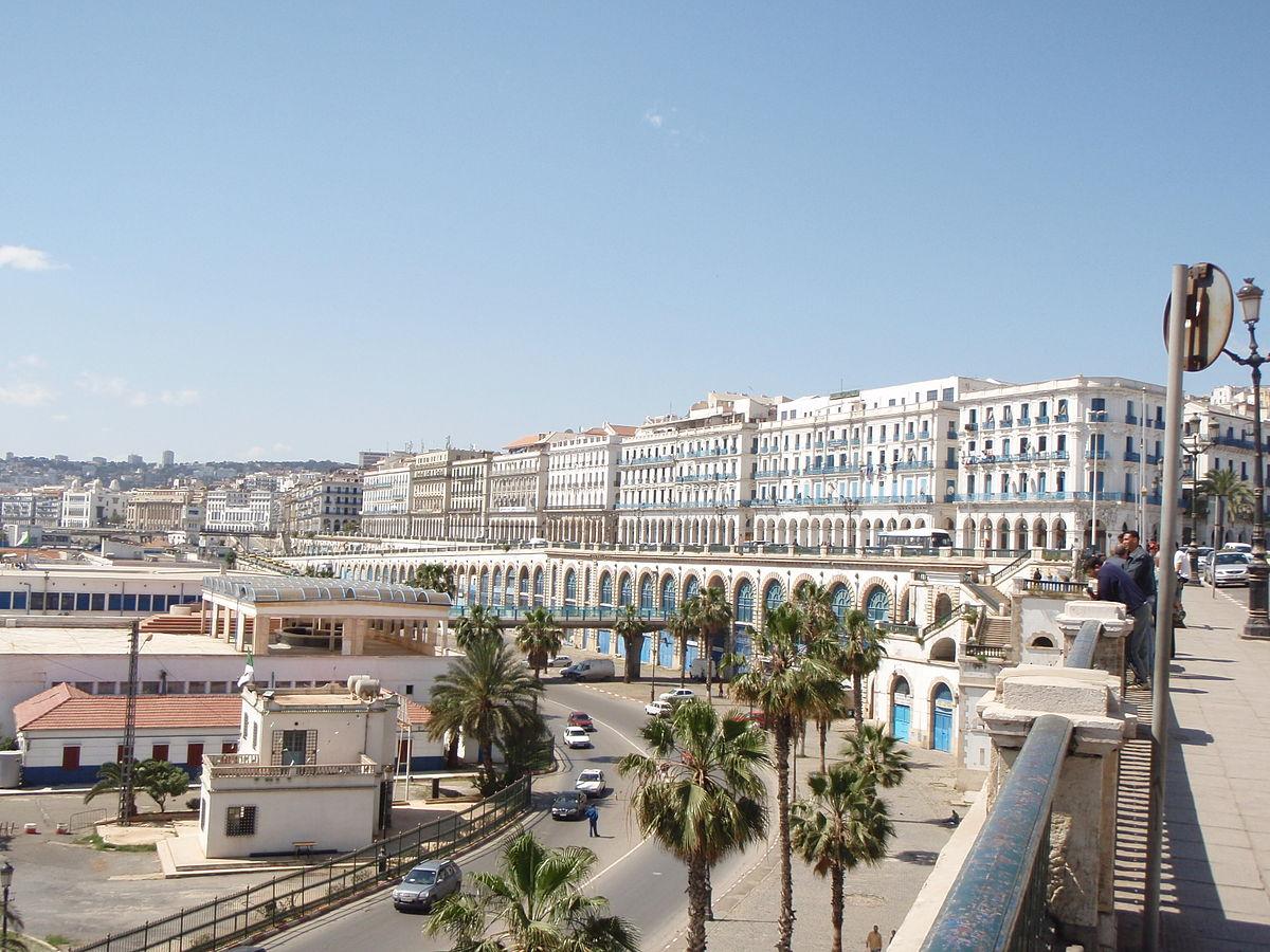 City Hotel Alger