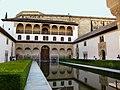 Alhambra Patio de Comares, de la Alberca o de los Arrayanes.jpg