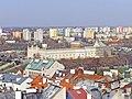 Alians PL Lublin z WiezyTrynitarskiej Castle,2007 03 24,P3240088.jpg