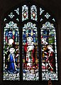 All Saints church in East Winch - west window - geograph.org.uk - 1742923.jpg