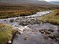 Allt Feith a' Mheallain flows into Uisge Labhair - geograph.org.uk - 265395.jpg