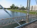 Along Bayou St. John, New Orleans - Old Magnolia Bridge Ap 2016 01.jpg