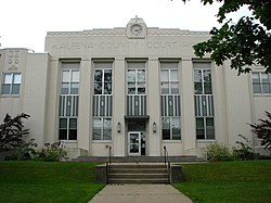 Alpena County Courthouse - Alpena Michigan