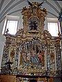 Altar de la iglesia de El Santísimo Salvador de Valladolid.jpg