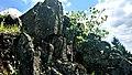 Am Bilstein bei Breungeshain und Busenborn - Geotop Bilstein in Vogelsberg.jpg