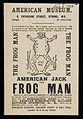 American Jack ; the Frog Man Wellcome L0048073.jpg