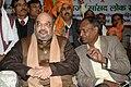 Amit Shah and Udit Raj.jpg