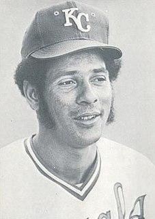 Amos Otis American baseball player