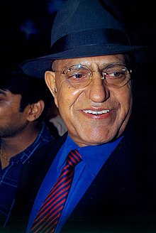 Amrish Lal Puri - (22 June 1932 – 12 January 2005) was an Indian actor, who was an important figure in Indian theatre and cinema.