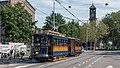 Amsterdam Haarlemmermeerstation tram 307-792 rondje VU (48783885428).jpg