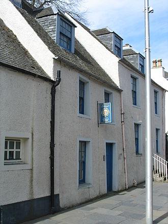 An Comunn Gàidhealach - The offices of An Comunn Gàidhealach in Inverness
