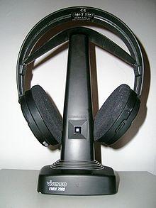 Kopfhörer.