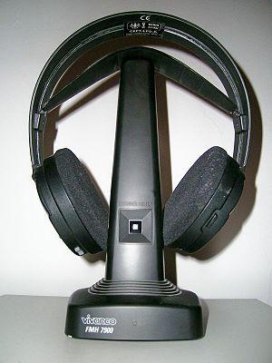 Analog Radio Headphone Vivianco FMH 7900