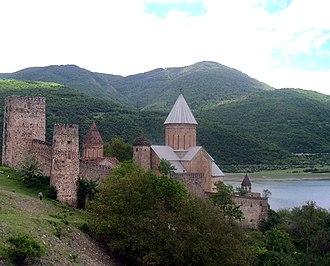 Aragvi River - Image: Ananuridc