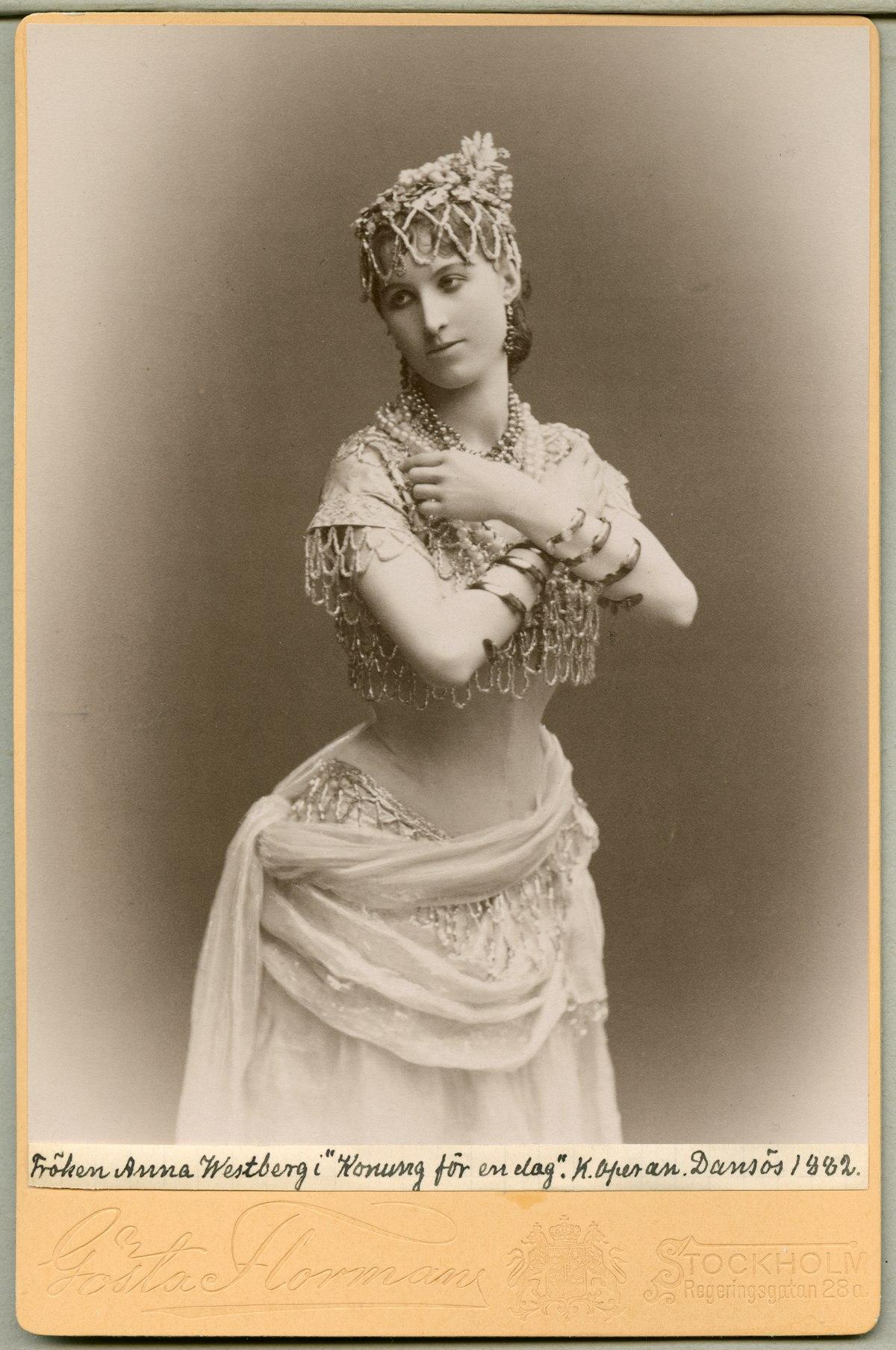 Anna Ballerina