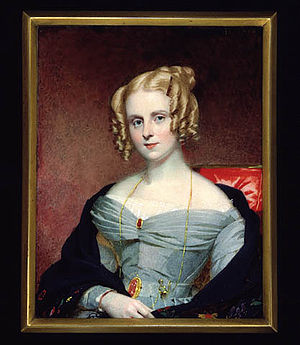 Simon McGillivray - Anne (Easthope) McGillivray (1808–1869), 1838. Courtesy of Library and Archives Canada