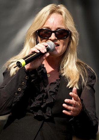 Anne Linnet - Anne Linnet, Nibe Festival 2009.