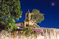 Anoitecer na Igreja Matriz de Santo Antônio.jpg