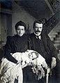 Antanina Sofija and Feliksas Tiškevičius.jpg