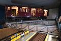 Antiguo vagon de metro en la estacion de Alto del Arenal.JPG