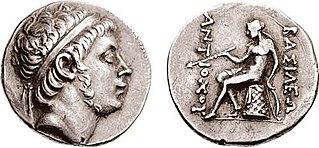Antiochus Hierax Seleucid ruler