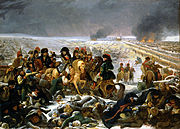 Antoine-Jean Gros - Napoleon on the Battlefield of Eylau - Google Art Project