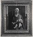 Antonello da Messina - Madonna con Bambino in trono, Collezione privata, 1475 ca. - 1479 ca.jpg