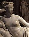 Antonio canova, Paolina Borghese come Venere vincitrice, 1804-08, 03.jpg