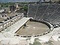 Aphrodisias antika Tiyatro - panoramio.jpg