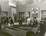 Apollo 11 Astronauts Receive a Papal Audience by Pope Paul VI - GPN-2002-000018.jpg
